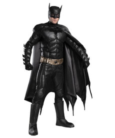 Men's Plus Size Supreme Edition Batman Costume (Dark Knight Trilogy)