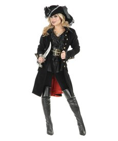 Women's Pirate Vixen Coat