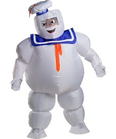 Rubies Costumes Ghostbusters: Adult Stay Puft Inflatable Costume