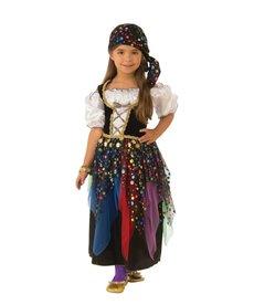 Rubies Costumes Girl's Fortune Teller Costume