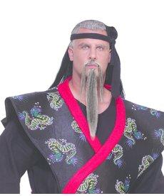 Warrior Beard and Mustache