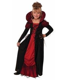 Kids' Vampiress Queen Costume