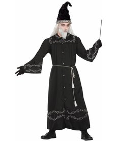 Adult Wizard Robe Black