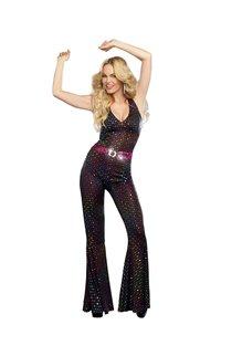 Dream Girl Adult Women's Disco Doll Costume