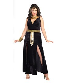 Dream Girl Women's Plus Size Exquisite Cleopatra Costume