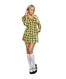 Dream Girl Women's Fancy Girl Costume