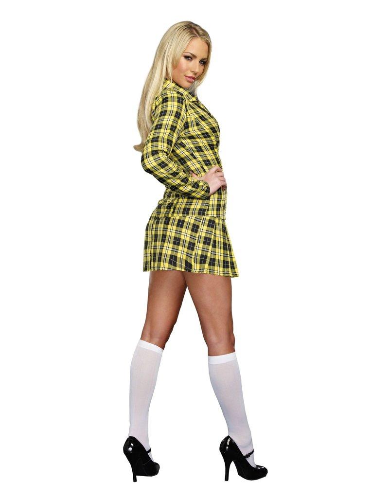 Dream Girl Women's Fancy Girl Costume