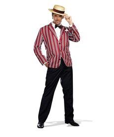 Dream Girl Men's Good Time Charlie Costume