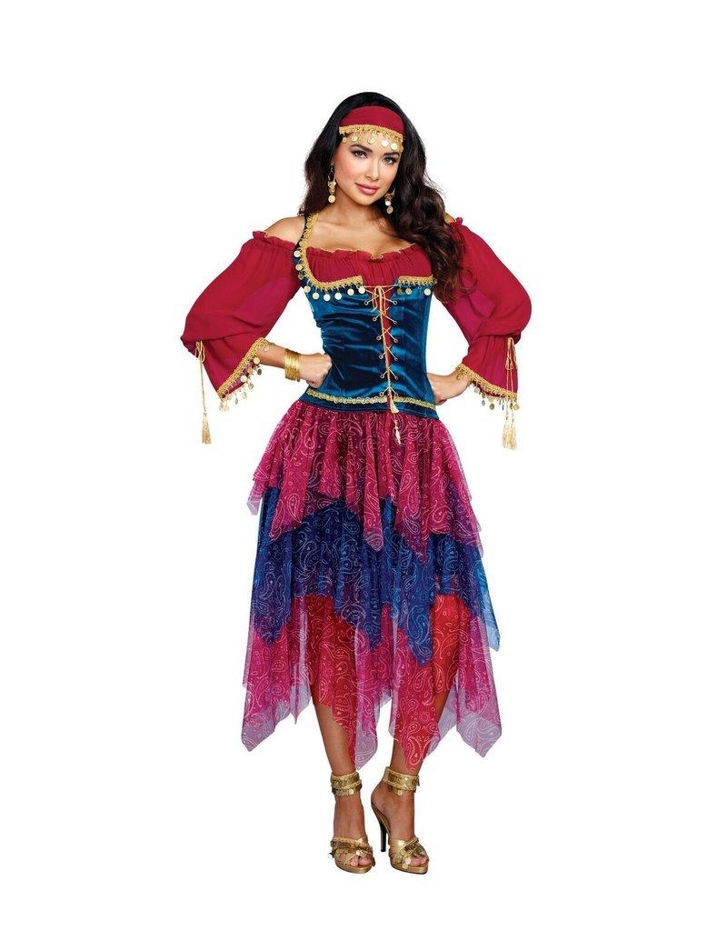Dream Girl Women's Fortune Teller Costume