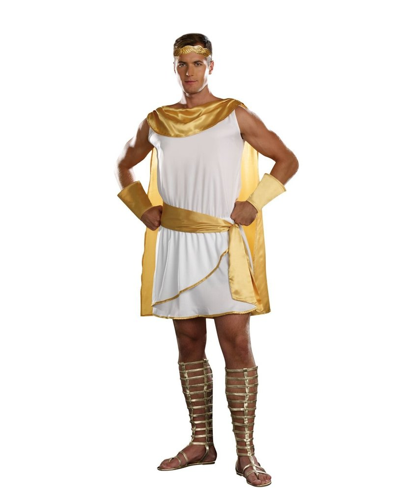 Dream Girl Men's He Is A God Costume