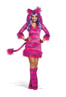 Dream Girl Women's Magic Cat Costume