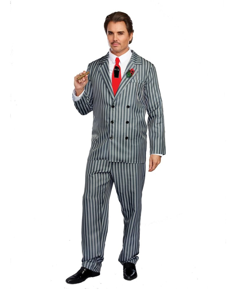Dream Girl Men's Mr. Fright Costume