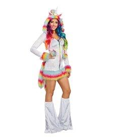 Dream Girl Adult Unicorn Beauty Costume