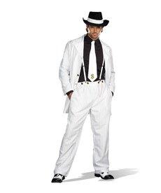 Dream Girl Men's Zoot Suit Riot Costume