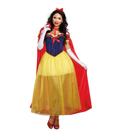 Dream Girl Women's Enchanted Princess: Happily Ever After Costume