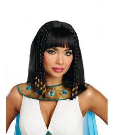 Dream Girl Egyptian Queen Black Wig