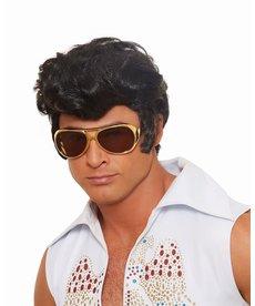 Dream Girl Elvis Wig: King of Rock
