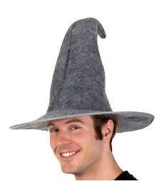 Felt Wizard Hat