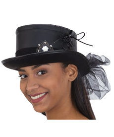 Victorian Style Top Hat