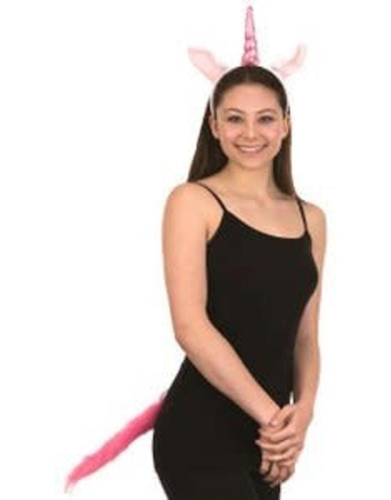 Animal Kit: Unicorn Headband & Tail