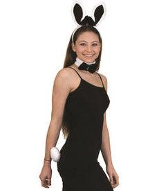 Velvet Bunny Costume Set