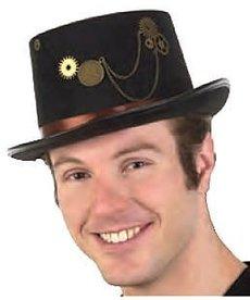 Short Top Hat w/ Gears