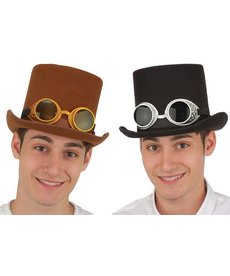 Top Hat w/ Goggles