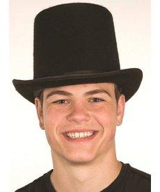 DLX. Felt Tall Top Hat