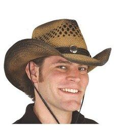 Vented TOYO Cowboy Hat w/ Medallion