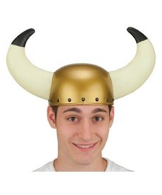 Viking Helmet w/ Horns