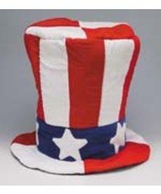 Velvet Uncle Sam Hat