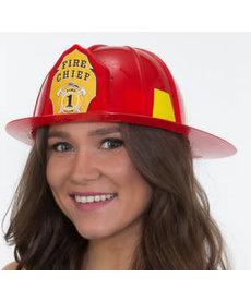 Firefighter Plastic Helmet
