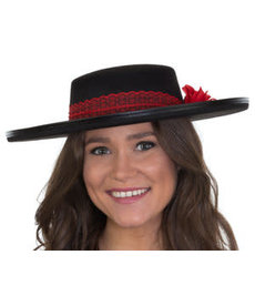 Spanish Day Of The Dead Spanish Senorita Hat