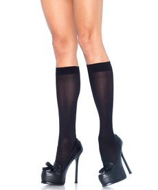Leg Avenue Nylon Knee Highs