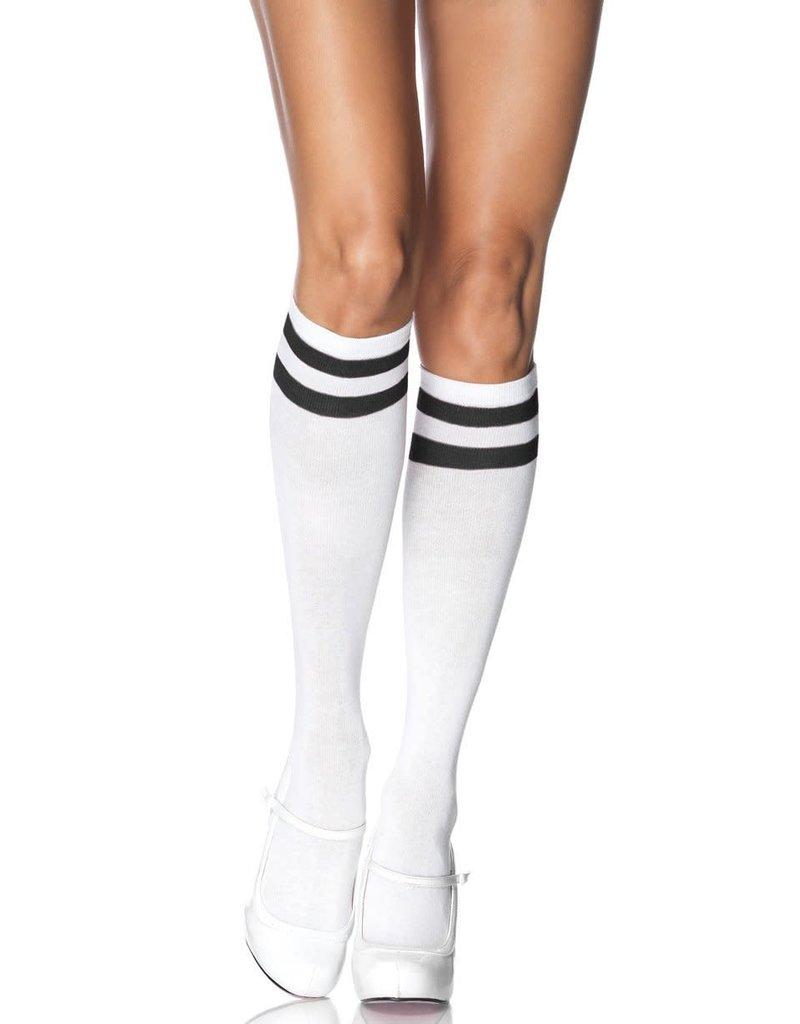 Leg Avenue Athletic Knee Highs