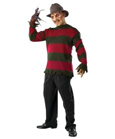 Rubies Costumes Men's Deluxe Freddy Krueger Sweater Costume