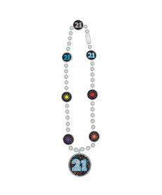 21st Birthday Beads