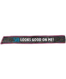 Birthday Sash - 50th