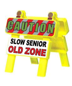 Mini Old Zone Barricade