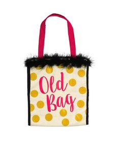 "Milestone Tote Bag - ""Old Bag"""