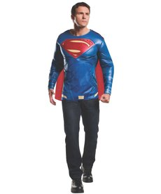 Rubies Costumes Men's Deluxe Superman Muscle Chest Costume Top