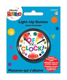 Light Up Button - Retirement