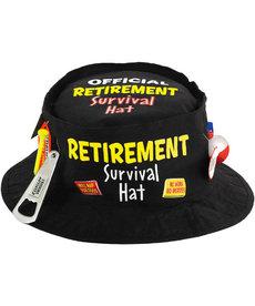 Survival Hat - Retirement