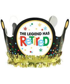 Foil Crown - Retirement