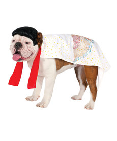 Rubies Costumes Elvis Cape: Pet Costume