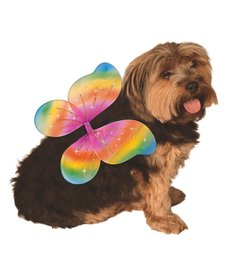 Rubies Costumes Fairy Wings (Rainbow): Pet Costume