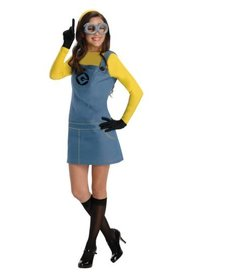 Rubies Costumes Women's Minion Costume