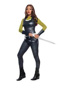 Rubies Costumes Women's Avengers: Infinity War Deluxe Gamora Costume