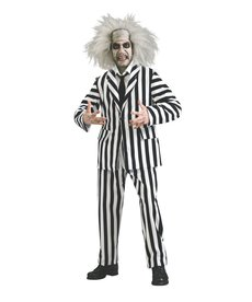 Rubies Costumes Grand Heritage: Adult Beetlejuice Costume