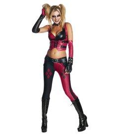 Women's Sexy Harley Quinn Costume